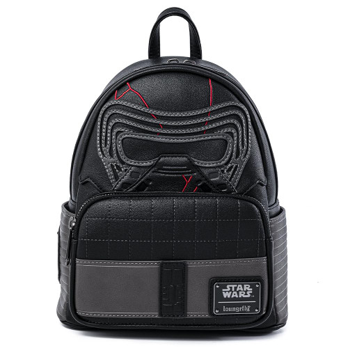 LF STAR WARS KYLO REN COSPLAY MINI BACKPACK  FRONT