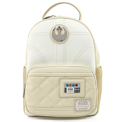 LF STAR WARS PRINCESS LEIA HOTH COSPLAY MINI BACKPACK FRONT