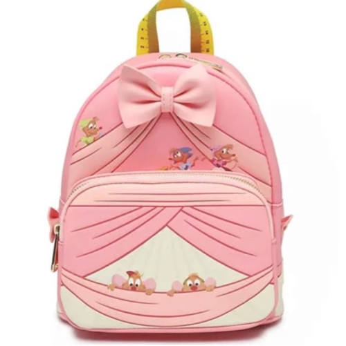 CINDERELLA PEEK A BOO MINI BACKPACK