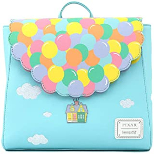 UP BALLOON HOUSE FLAP BACKPACK FRONT