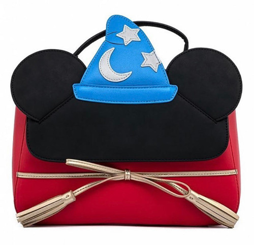 SORCERER MICKEY COSPLAY BAG FRONT