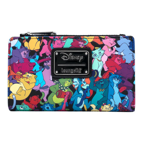 ARISTOCATS JAZZY CATS WALLET