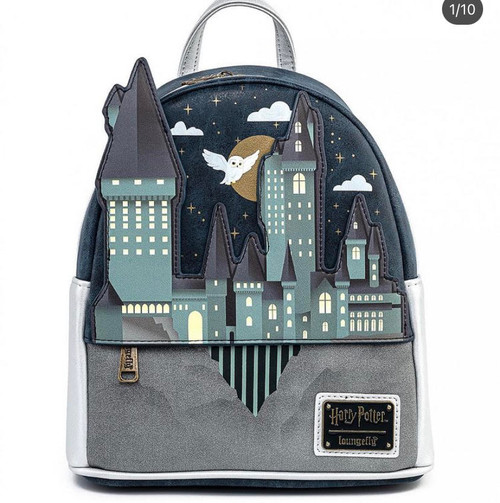 HOGWARTS CASTLE MINI BACKPACK FRONT