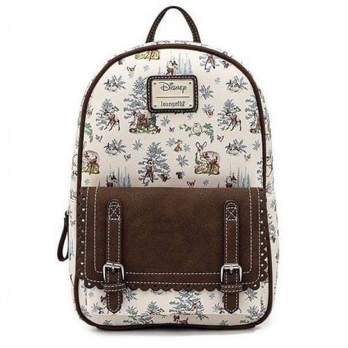 LF DISNEY BAMBI SCENES MINI BACKPACK expected March 2021