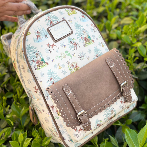 LF DISNEY BAMBI SCENES MINI BACKPACK