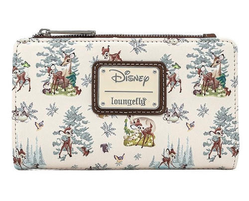 LF Disney Bambi Scenes Wallet WDWA1498 Expected March 2021