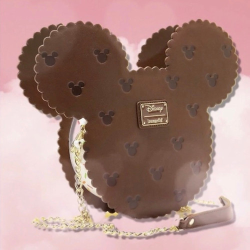 LF DISNEY MICKEY MOUSE ICE CREAM SANDWICH CROSSBODY