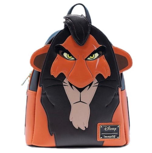 LF DISNEY SCAR COSPLAY MINI BACKPACK
