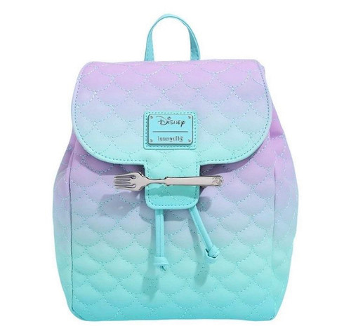 LF DISNEY LITTLE MERMAID SCALES MINI BACKPACK