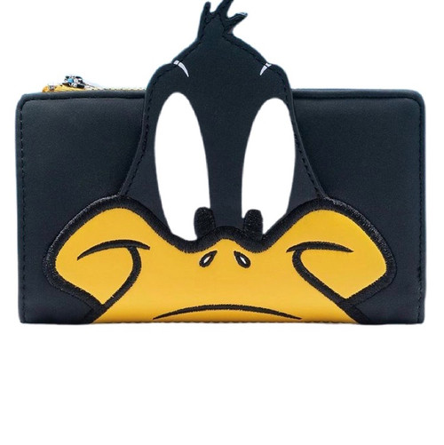 LF LOONEY TUNES DAFFY DUCK COSPLAY WALLET