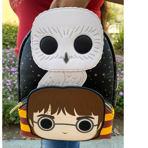 POP BY LF HARRY POTTER HEDWIG COSPLAY MINI BACKPACK
