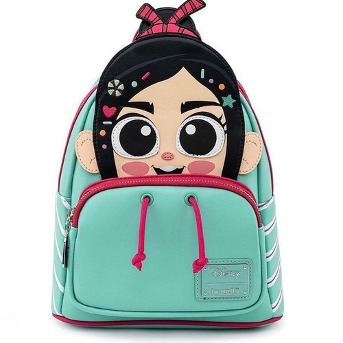 LF WRECK-IT RALPH VANELLOPE COSPLAY MINI BACKPACK