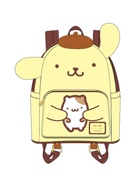 LF SANRIO POMPOPURIN COSPLAY MINI BACKPACK