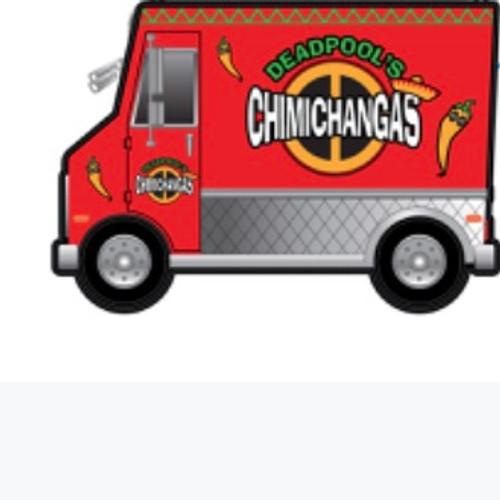 POP BY LF MARVEL DEADPOOL 30TH ANNIVERSARY CHIMICHANGA FOOD TRUCK CROSSBODY