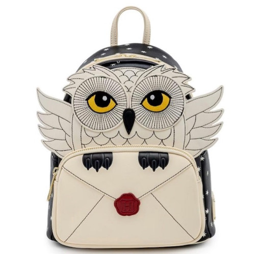 LF HARRY POTTER HEDWIG HOWLER MINI BACKPACK