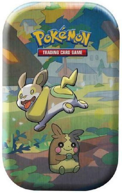 Pokémon TCG: Galar Pals Mini Tin (Yamper)