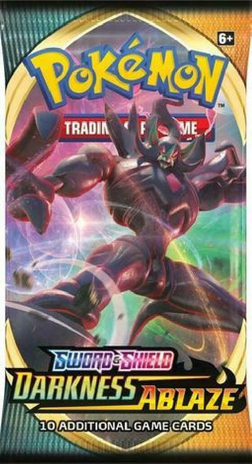 Pokemon Trading Card Game: Sword and Shield Darkness Ablaze  Booster Pack