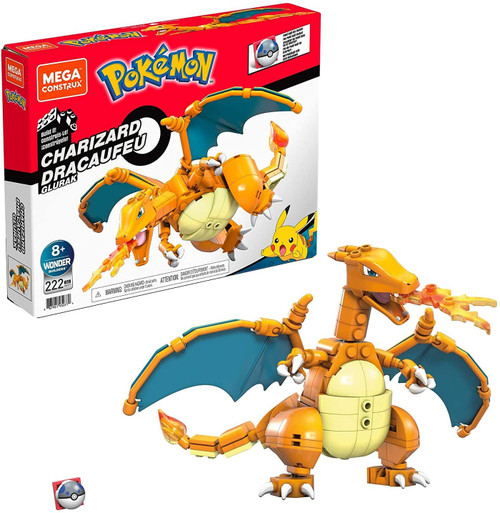 Mega Construx Pokémon Charizard Construction Set