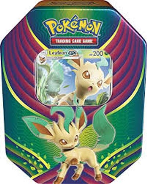 Pokemon Evolution Celebration Leafeon- (21080409-l)