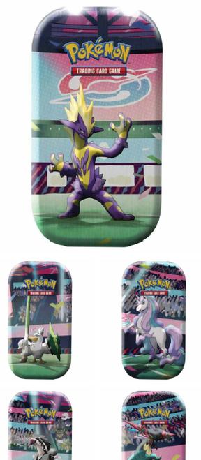 Pokemon - TCG - Galar Power Mini Tin