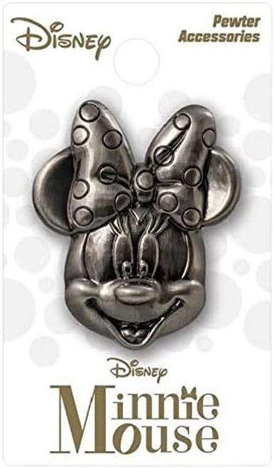 Disney Minnie Deluxe Pewter Lapel Pin