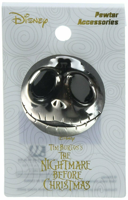 Nightmare Before Christmas - Jack Deluxe Pewter Lapel
