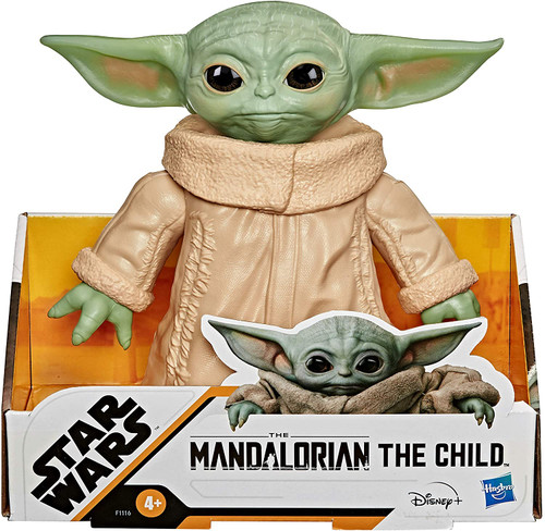 STAR WARS The Child Toy The Mandalorian 6.5-Inch Posable Action Figure, Toys for Kids Ages 4 and Up