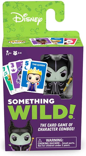 Something Wild! Disney - Maleficent Card Game