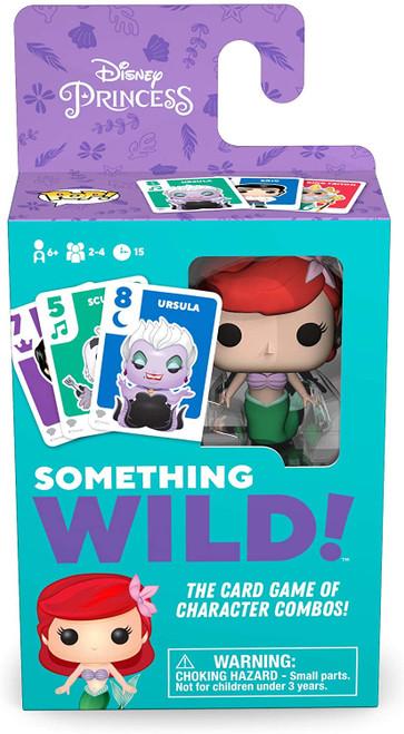 Something Wild! Disney The Little Mermaid - Ariel Card Game