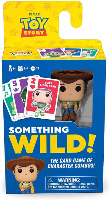 Funko Something Wild! Disney Toy Story - Woody Card Game