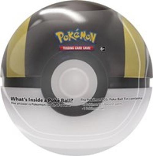 Pokémon TCG: Poké Ball Tin BLACK