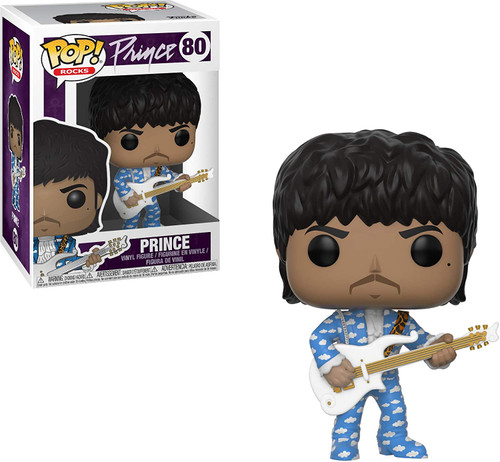 Funko 80 Pop Rocks: Prince - Around The World in A Day (Includes Pop Box Protector Case)