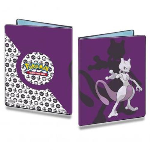 Mewtwo 9-Pocket Portfolio for Pokémon