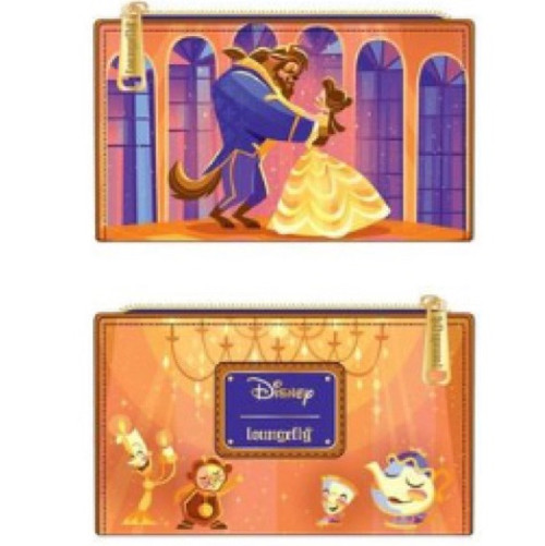 LF DISNEY BEAUTY AND THE BEAST BALLROOM SCENE WALLET