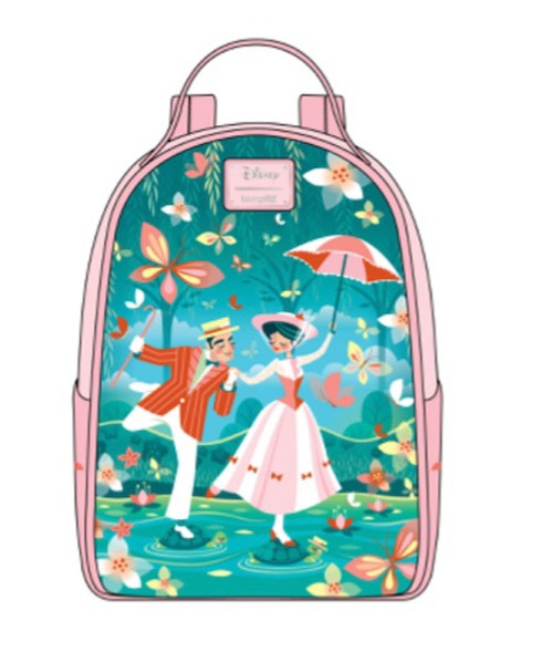 LF DISNEY MARY POPPINS JOLLY HOLIDAY MINI BACKPACK