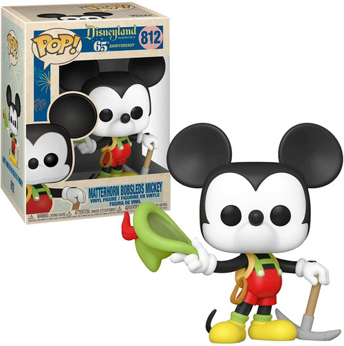Funko Pop! Disney: Disney 65th - Mickey in Lederhosen #812