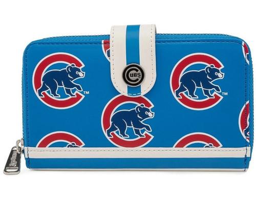 LF MLB CHICAGO CUBS LOGO WALLET