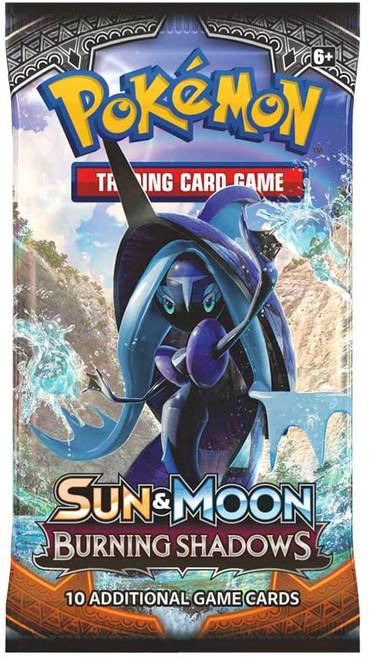 Pokemon Burning Shadows Booster  pack