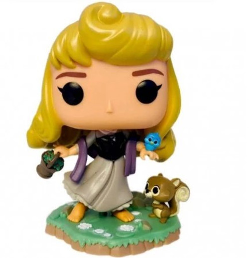 FUNKO POP! DISNEY: Ultimate Princess- Aurora (Comes with Pop protector)