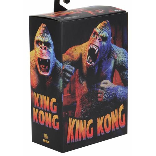 King Kong Illustrated 7-Inch Scale Action Figure