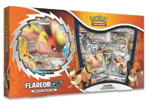Pokémon TCG: Flareon-GX Special Collection