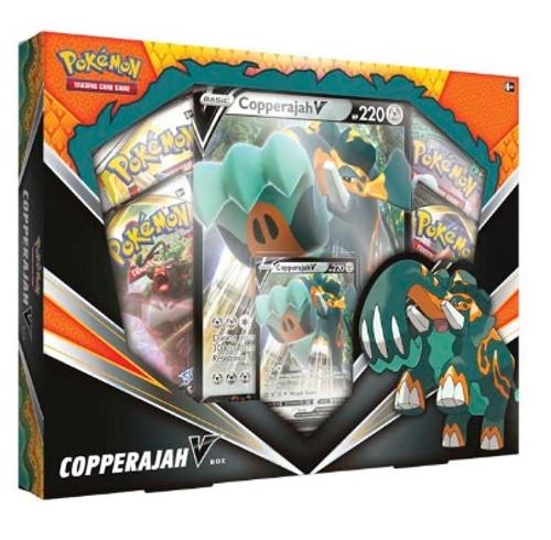 Pokémon TCG: Copperajah V Box