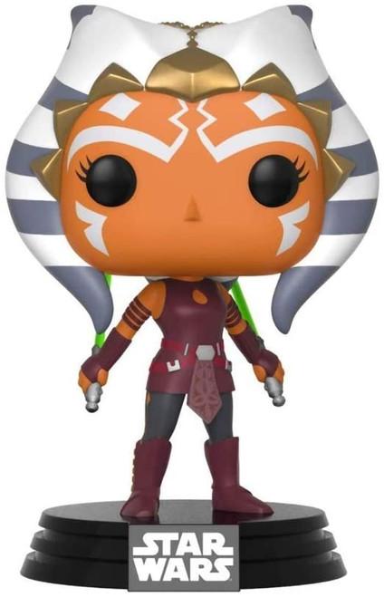 Funko Pop Star Wars: Clone Wars - Ahsoka Tano Collectible Figure