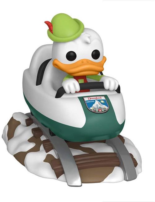 "Funko Pop! Ride: Disney 65th - Donald with Matterhorn, 5"""