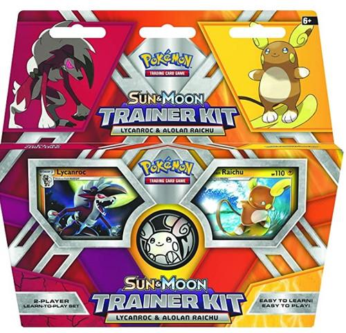 Pokemon Sun & Moon Trainer Kit