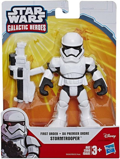 Star Wars Galactic Heroes First Order Stormtrooper Mini Figure