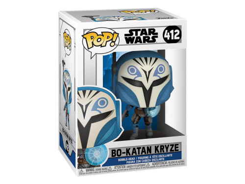 Pop! Star Wars: The Clone Wars - Bo-Katan 412