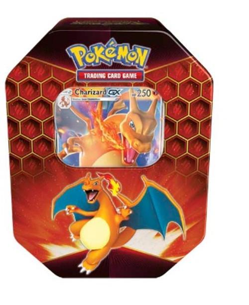 Pokémon TCG: Hidden Fates Tin (Charizard-GX)