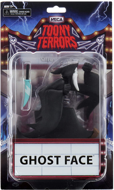 Toony Terrors Series 5 6-Inch Scale Action Figure - Ghost Face