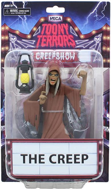 NECA ,Creepshow, Toony Terrors ,Action Figure, The Creep,